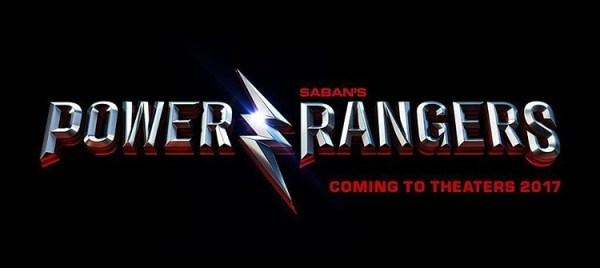 Power Rangers Movie Logo