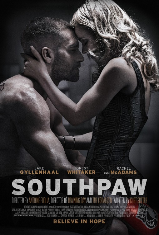 Southpaw Movie Trailer Featuring New Music from Eminem (2015 ...