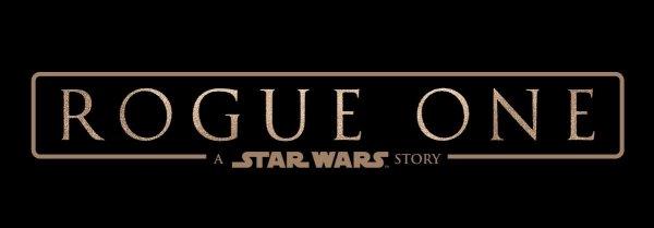 Star Wars Rogue One Movie Logo