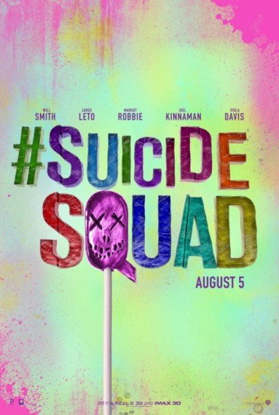 Suicide Squad - Candy Poster