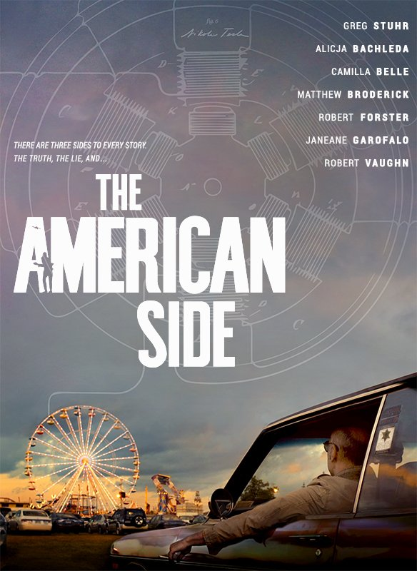 The American Side 2016 HDRip XviD AC3-EVO 1.4 GB