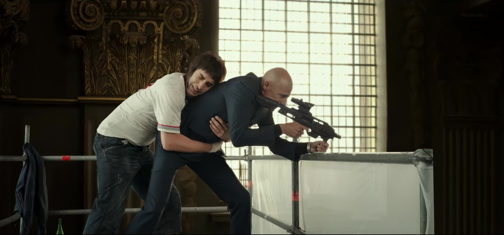 We've got our hands on a brand new trailer of The Brothers Grimsby ...