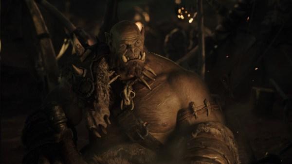 Warcraft movie - Orgrim