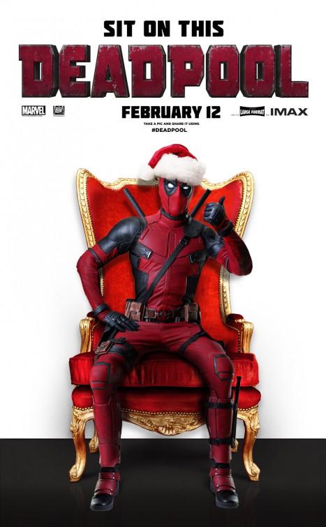 deadpool movie poster teaser trailer