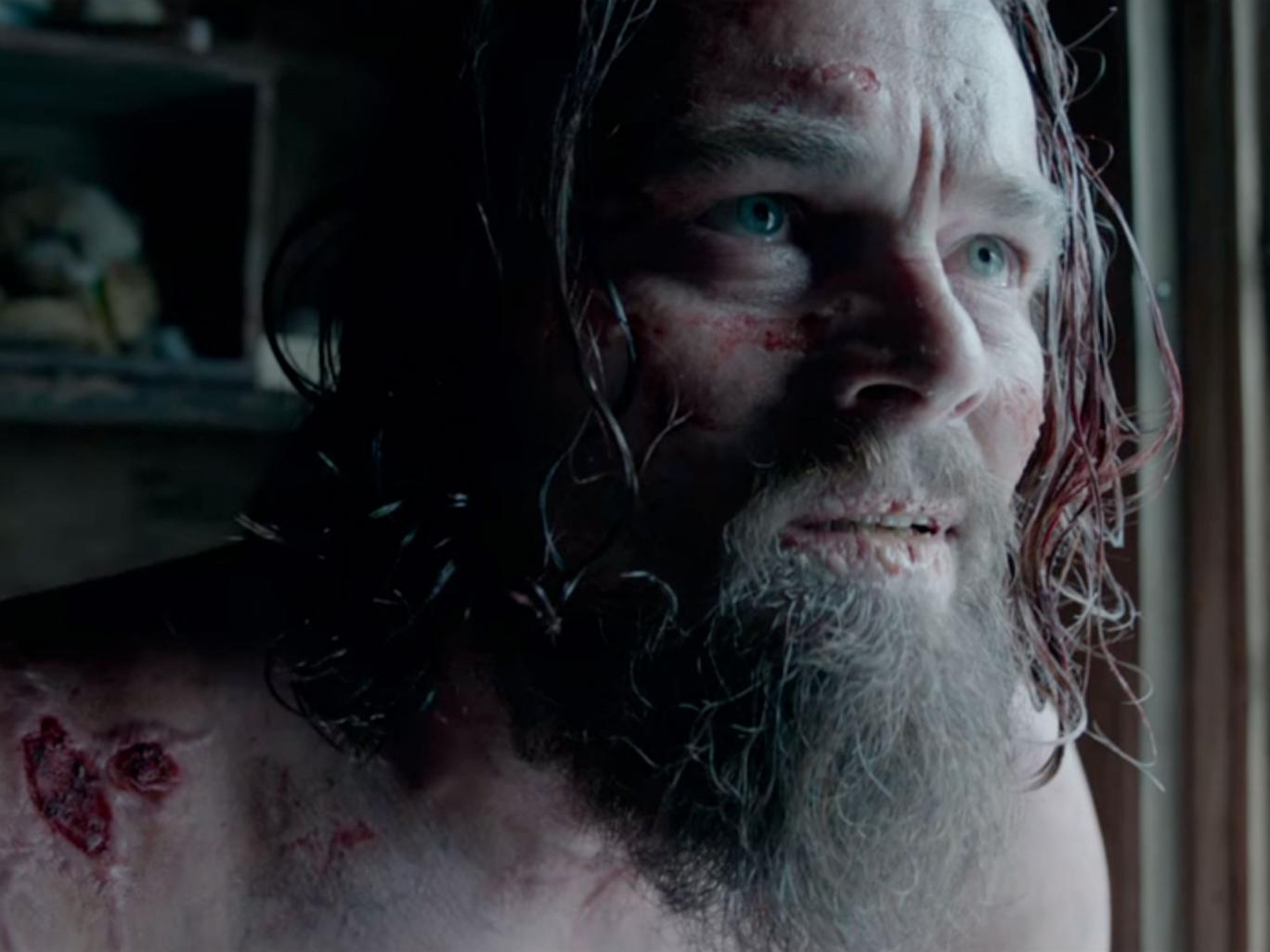 New trailer of the revenant the upcoming epic adventure drama movie