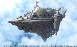 空艦バトシエ ドラゴンクエストヒーローズ