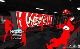 New game ペルソナ5