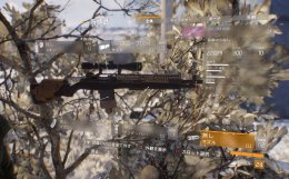 M1A 武器 The Division(ディビジョン)
