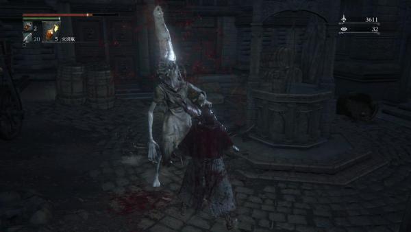 イカ 脳くらい 啓蒙 ブラッドボーン Bloodborne