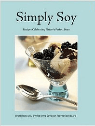 Simply Soy Cookbook
