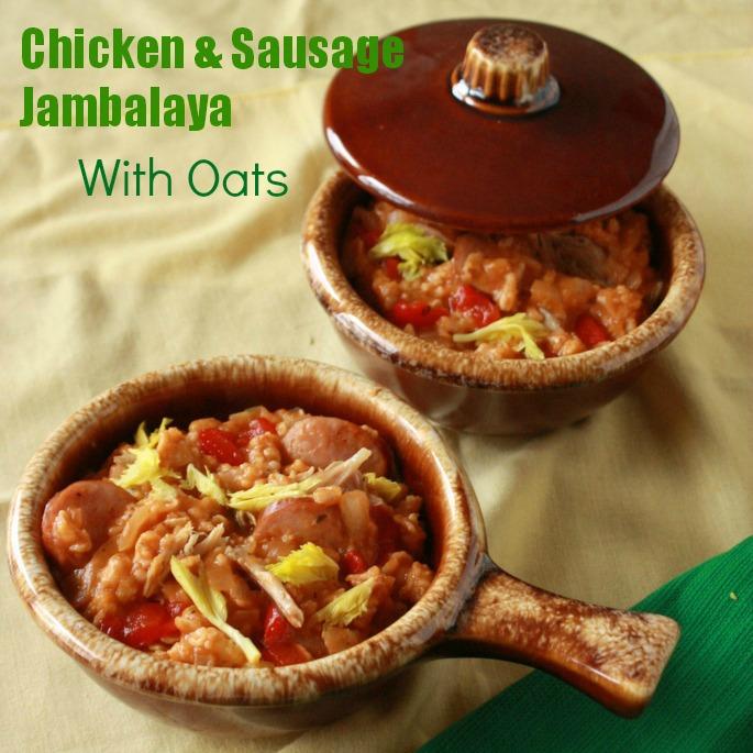 Chicken Sausage Jambalaya3
