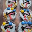 Fish cupcakes for school