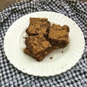 June Foodie Penpals Reveal + Bev's Chocolate Chip Cookies