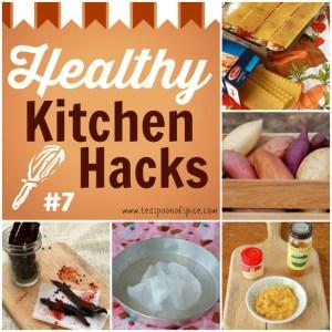 Healthy Kitchen Hacks #7