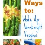 Wake Up Weeknight Veggies | TeaspoonOfSpice.com