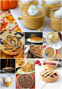 12 Delicious (and Healthy) Thanksgiving Desserts| For Healthy Aperture