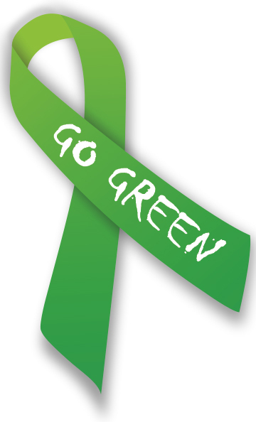 go green ribbon1 Go Green with Your Wordpress Blog