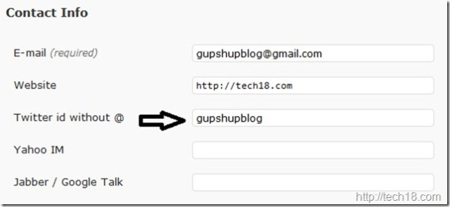 laststep thumb1 [How to] Customize Retweet Feature in Multiauthor Wordpress blogs