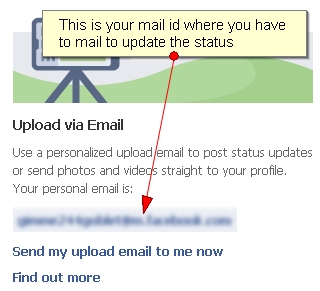 Facebook Posts via email1 10 ways to schedule Facebook status updates