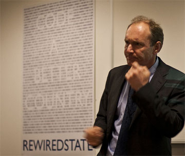 Tim berners lee1 World Wide Web(WWW) Turns 19 Today
