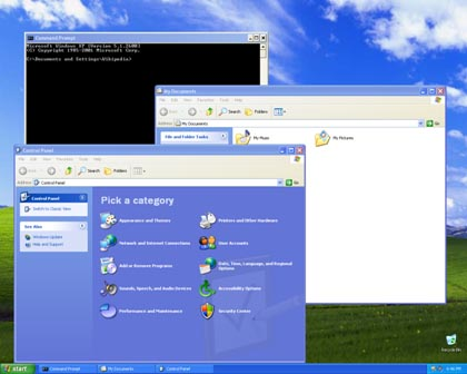 Microsoft Windows XP SP31 Microsoft Windows Completes 25 Years Today!