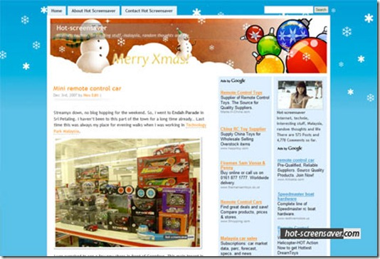 4 christmas theme thumb 40+ Best Free Christmas WordPress Themes [Updated]