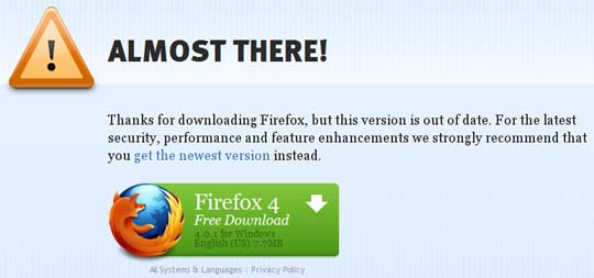 firefox 3 5 communication whats new image Here Comes The End Of Firefox 3.5 Era!