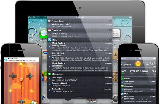 ios 5 features notification