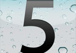 ios 5 logo
