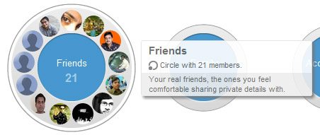 google+ choose circle How to : Clone a Circle in Google+