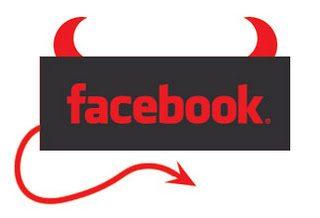 evil facebook danger The Truth About Facebook Depression (Infographic)