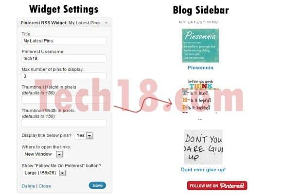1 Pinterest WordPress Plugin 10 Useful @Pinterest WordPress Plugins