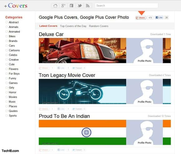 1 google covers 5+ Fabulous Sites For Free Google Plus Covers