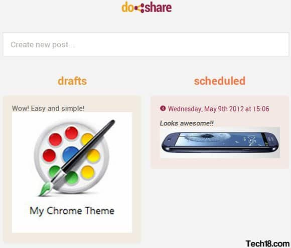 do share google plus scheduled drafted post How To: Schedule Google+ Status Update (Chrome Extension)