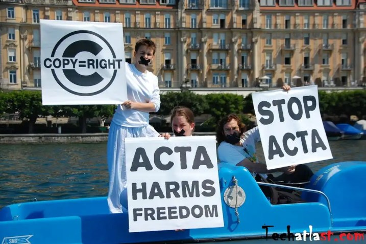 STOP ACTA in Europe