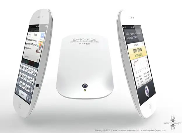 iPhone 5 Concept by Ciccarese Design 2