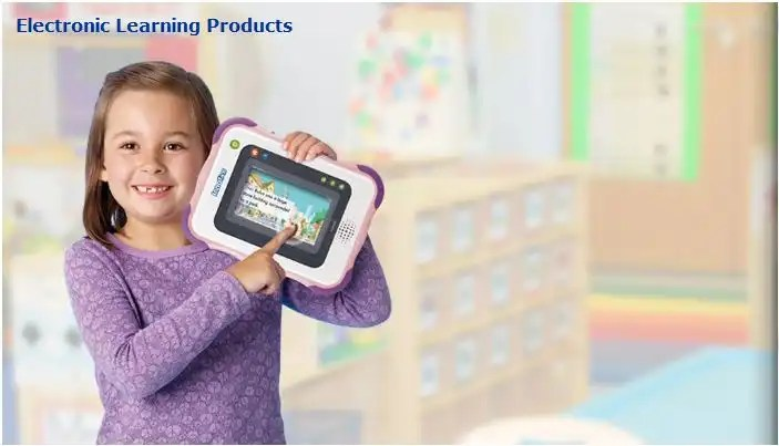 vTech - learning and reading tablet for children