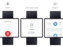 Google smartwatch in the making