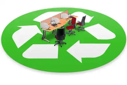 recycle office supplies