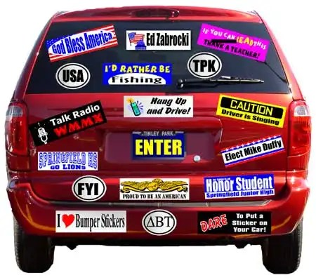 How to design Bumper Stickers with ease