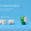 Android 6.0 is M for Marshmallow, SDK available to developers