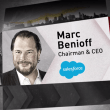 Salesforce CEO Benioff says success is due to Cloud, Social…