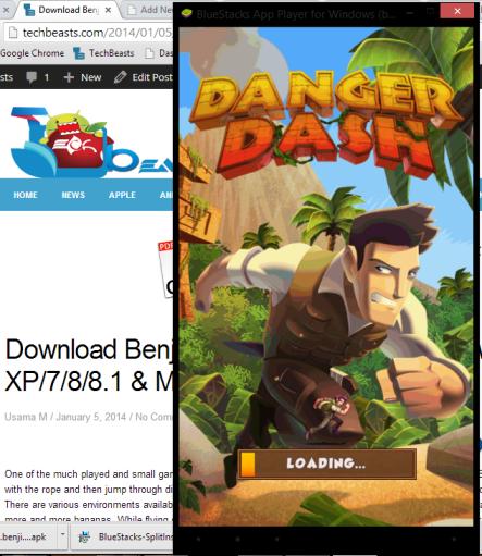 Danger Dash on PC