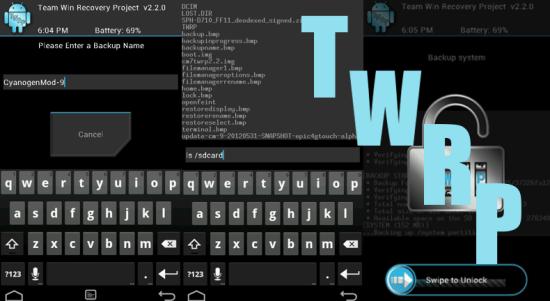 Install TWRP Recovery on Samsung Galaxy S6 (zeroflte)