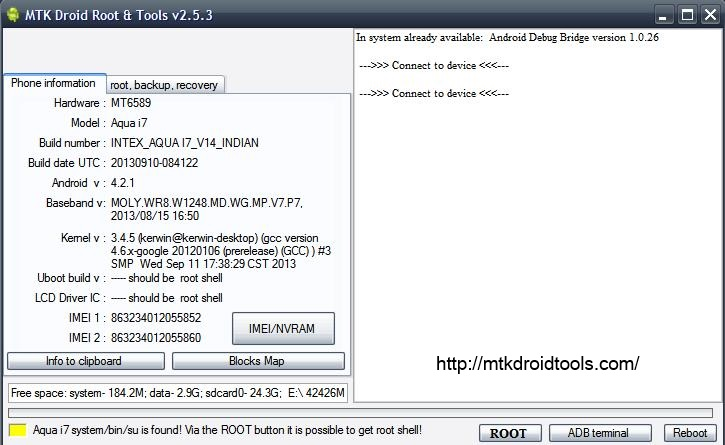 MTK-android-root-tool