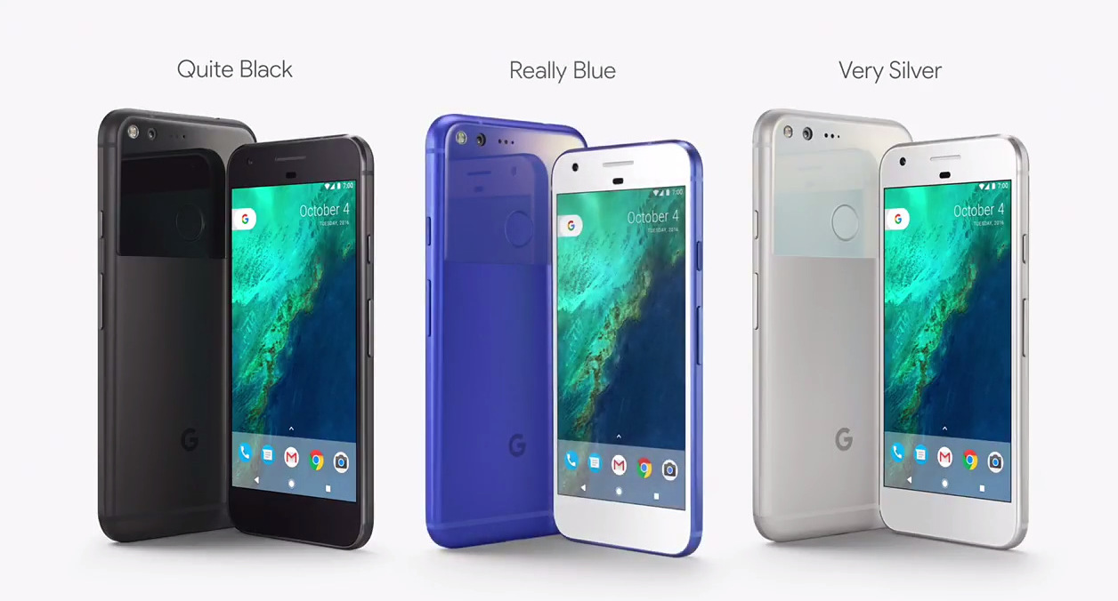Google Pixel and Pixel XL are official now, here's ...
