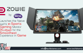 BenQ ZOWIE Launches the Native 240Hz e-Sports Gaming Monitor