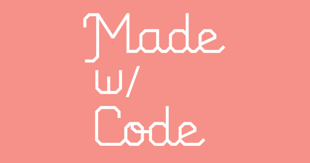 google-made-with-code logo