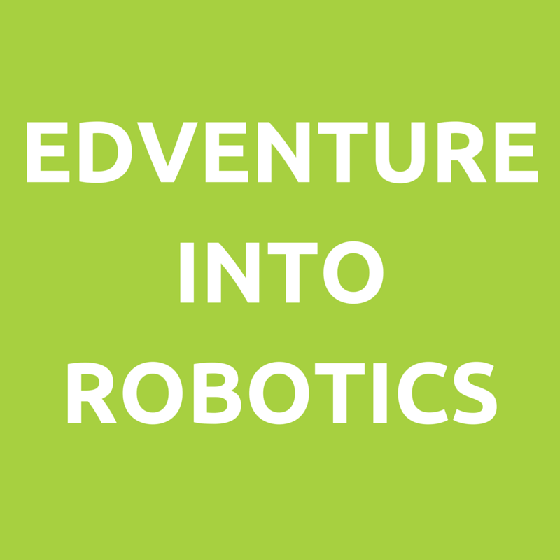 Learn how to program your very own robot!