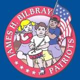 Bilbray Elementary Patriots Logo